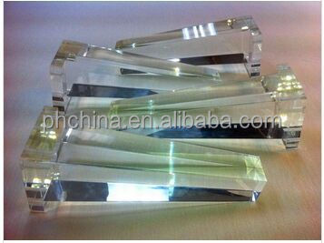 high quality clear acrylic furniture legs made in ShenZhen PUHUA Arts and Crafts