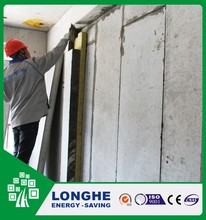 Longhe lowes cost resin interior eps wall sandwich panel price