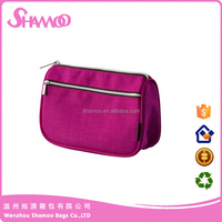 nylon makeup beauty cosmetic bag toiletry bag cosmetic kit organizer