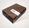 Customized Brown Kraft Paper Tea Boxes