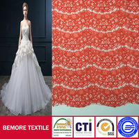 multicolor guipure cheap cord lace fabric wholesale for dress