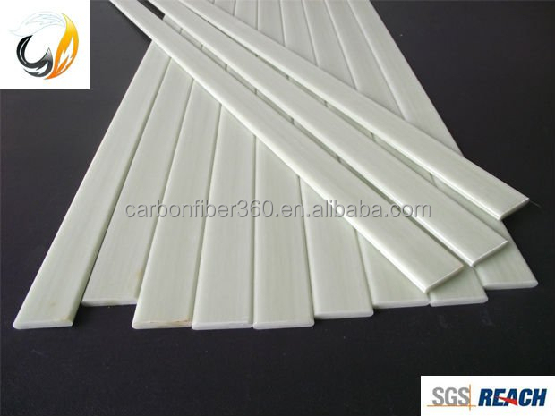 factory price fiberglass hot sell flexible fiberglass strips, Fiberglass Batten/Fiberglass stone bar/FRP ROD