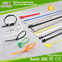 factory manufacturer hot sale free sample self lock 100pcs package nylon 66 numbered cable ties