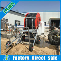 Hot Selling Sprinkler Farm Irrigation Systems with spray gun