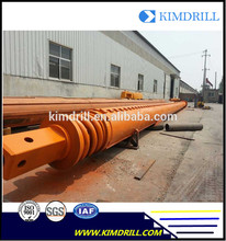 China Supplier Soilmec SR60 kelly bar for rotary drilling rig With ISO9001