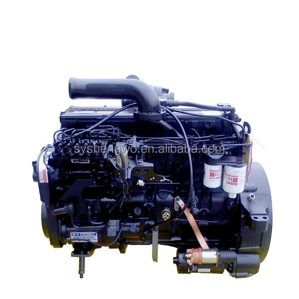 automobiles & motorcycles car engine, 1000020-E2701 L375 diesel engine assy