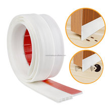 We are Manufacturer Weather Stripping, Frameless Silicone Door Bottom Seal Door Draft Stopper Soundproof Door Sweep