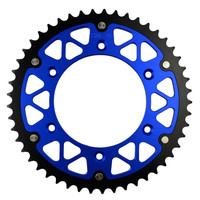 49T Rear Motorcycle Chain Sprocket For KTM SX 125 144 150 200 250 300 360 380 400 440 500 520 525