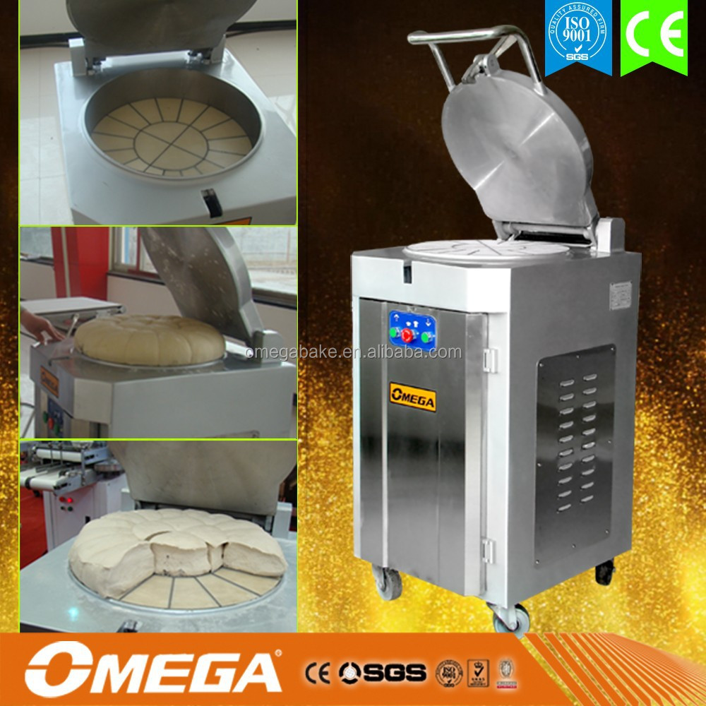 Kitchen Equipment/Pizza Production Line Electric Hydraulic Dough Divider