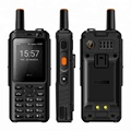 2.4 Inch 4G LTE IP65 waterproof WIFI Android ZelloWalkie Talkie PTT Two Way Radio Cell Phone
