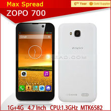 ZOPO ZP700 MT6582 1.3GHZ Quad Core 4.7 inch QHD IPS Screen 2014 new product