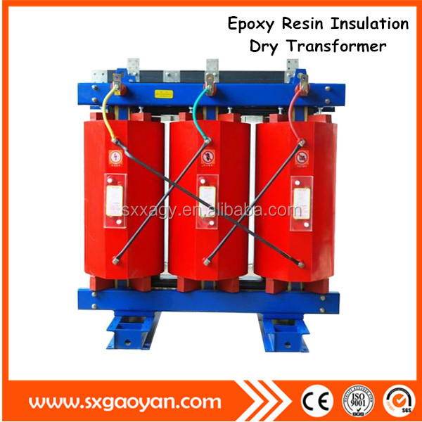 SC(B)10KV Series Epoxy Resin Insulation Dry Transformer