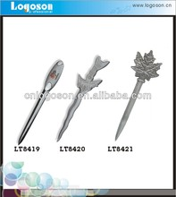 collectible personalized metal engraved fancy letter openers