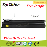 Toner Compatible TOSHIBA T-2309CS T-2309C T2309CS T2309C for TOSHIBA Cartridge Consumable Alibaba gold supplier