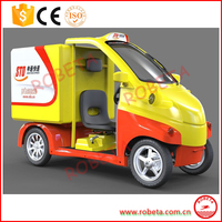hot sale in USA RBT electric Cargo/roofing carts van made in China