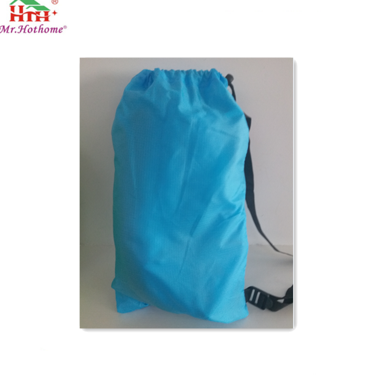 Cheap Nylon lazy bag sofa, Outdoor beach bag for promotion
