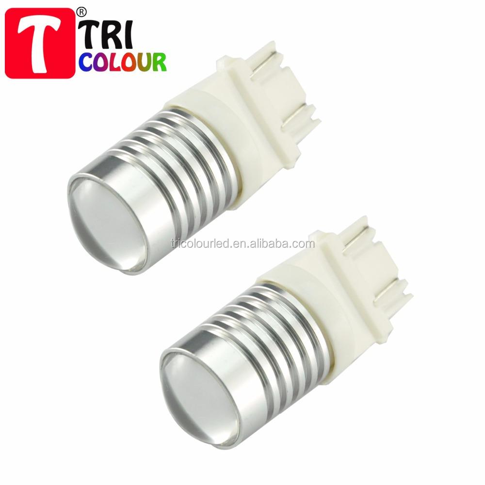 Wholesale Super Bright 12V Car T25 3157 Switchback LED Dual Color ...