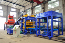 hollow block making used concrete block making machine for sale Cement Brick Making Machine