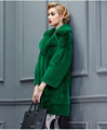 High-end Mink Fur Coat More Color Available Wholesale Price