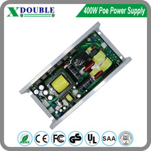 52V 5V dual output open Frame switching power supply for POE