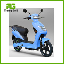 supply best scooter 60V 500W 45km/h electric motorcycle with pedals