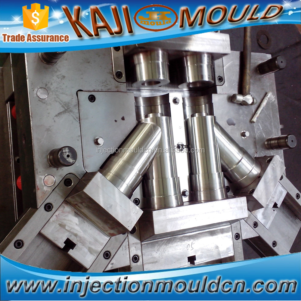 manufacture pvc yee pipe fitting mould