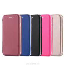 New Genuine Magnetic Leather Card Holder Wallet Flip Case Cover For iPhone 7