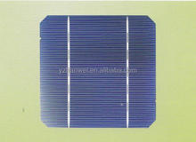 High efficiency 125*125 monocrystalline solar cell