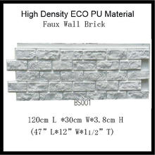 Faux Brick Interior Walls Artificial Translucent Stone Bricks for Sale