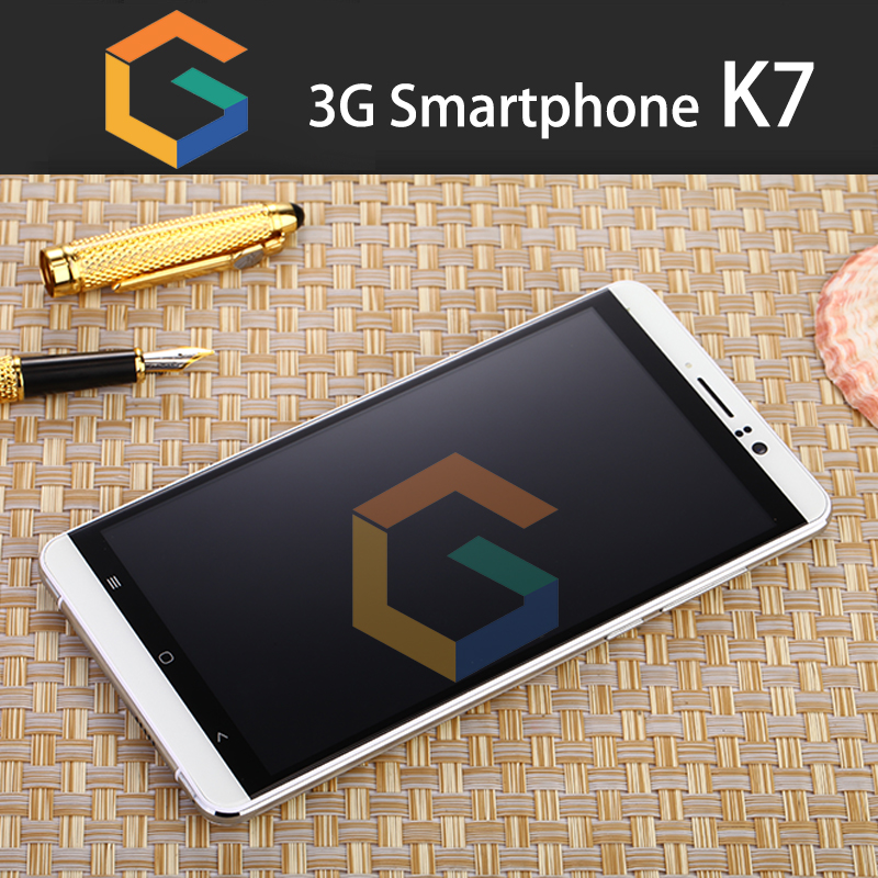 3G Cell phone 6.0 inch Android 5.1 MTK6580 Quad Core Smart phone 512MB 8GB Dual SIM cheapest Mobile Phone
