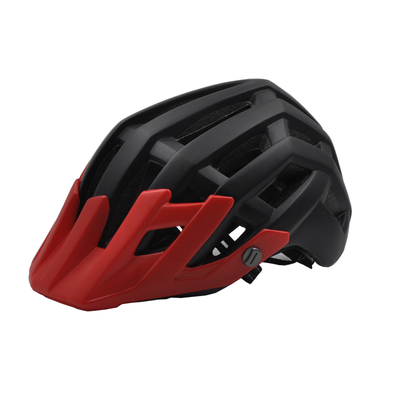 mountain bike helmet road cycling helmet PC in-mold dirt bicycle helmet
