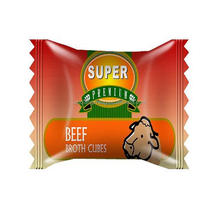10g/piece beef bouillon cube with candy type packing --new