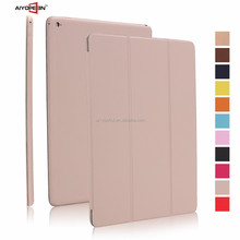 Hot Sales and Fashion original 1:1 Slim Leather Smart Cover For iPad pro 12.9 inch case