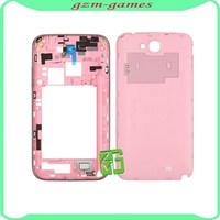 Original Mobile Phone Complete Replacement Housing For Samsung Note 2 N7100 Full Housing