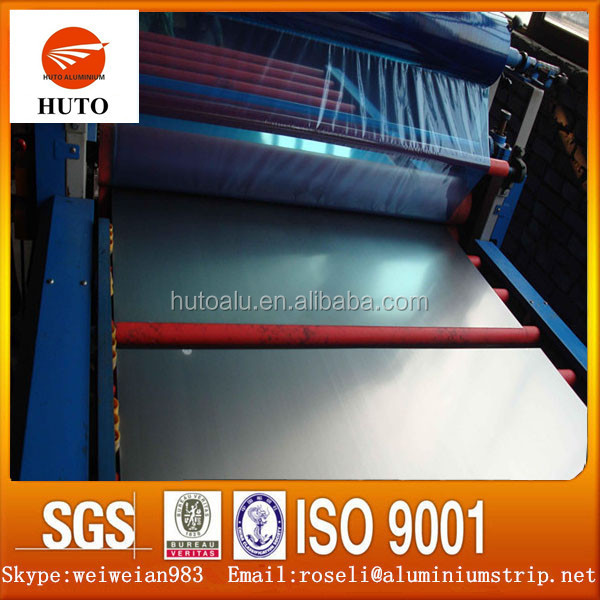 PVC Plastic Film Coated Aluminium Sheet