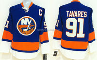 New York Islanders #91 John Tavares Hockey Jersey