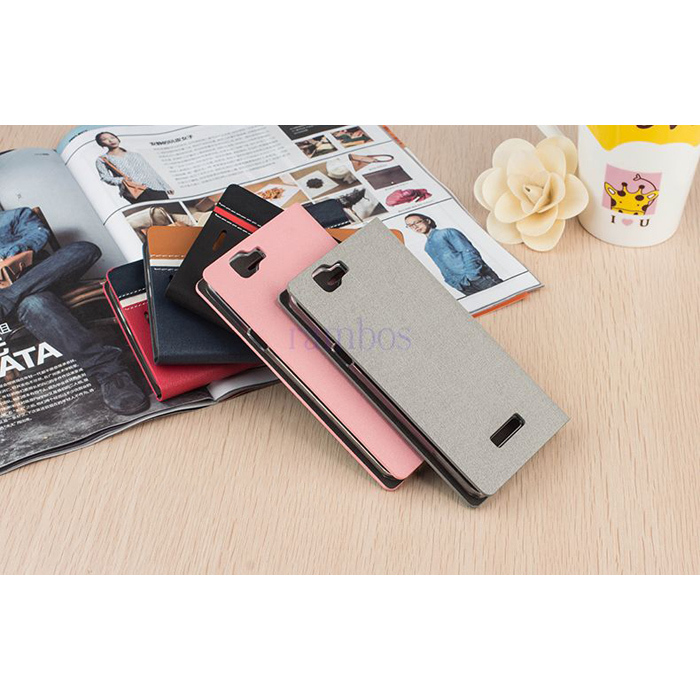 Handy Leather Phone Private Customize Case with Card Holder For Nokia N95/ N73