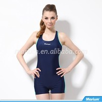 Open Hot Sexy Young Girls Photo One Piece Swimwear Bathing Suit