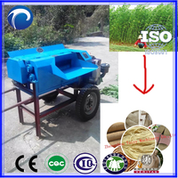 High buying rate Extractor Full-Automatic Sisal Fibre Extracting Machine | fiber Making Machine