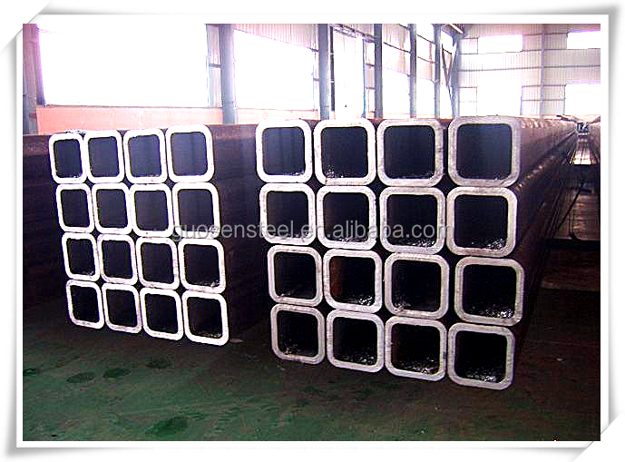High quality welding steel square pipe/tube from China