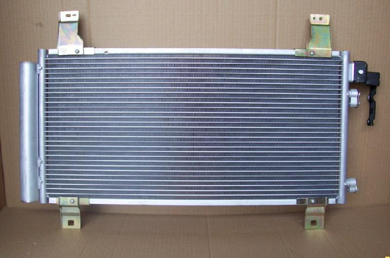 Familiar in ODM factory CHEVROLET SUNSHINE condenser 96539634 for wholesales TOYOTA condenser