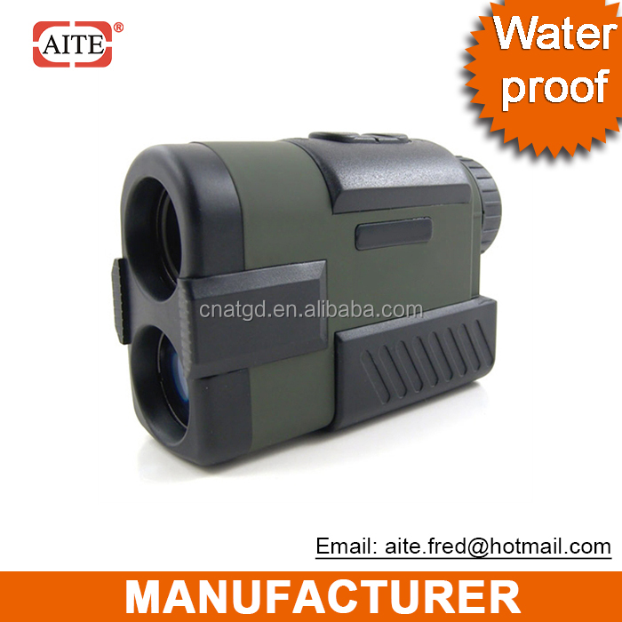 water proof 6*24 500m real target distance Laser Golf rangefinder golf ball pick up retriever