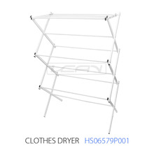 Foldable Hanging Clothes Laundry Drying Rack