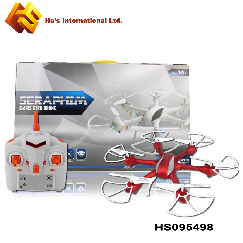 2017 new model 2.4ghz RC six axis gyro aircraft ultralight aircraft drone