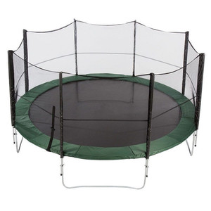 12ft commercial big folding bungee jumping trampoline for sale