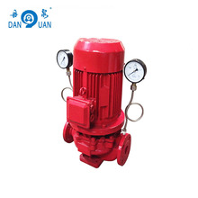 High Quality Long Duration Time Electric Vertical Fire Pump for Sale