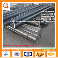Mechanical properties of steel aisi h13 bar