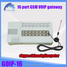 16 ports gsm voip gateway price goip 16 ports voip gateway support imei change