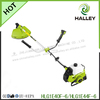 2 stroke goold quality gasoline 1E40F-6 Brush Cutter with metal blade and nylon cutter