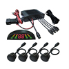 High Quality Car Led Parking Sensor Reversing Collision Avoidance Radar